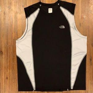 Men's NorthFace Sleeveless Shirt
